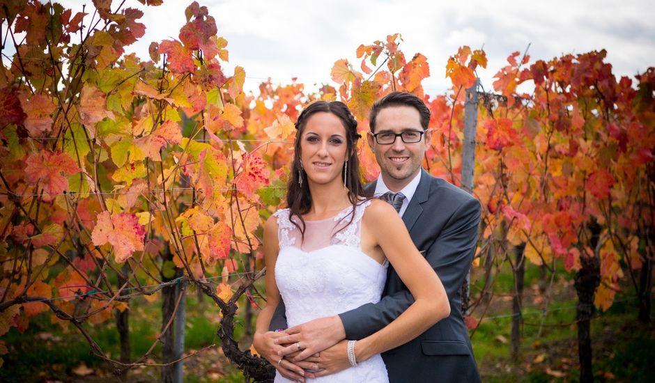 Le mariage de Luc et Lucie à Zellwiller, Bas Rhin