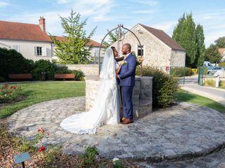 Le mariage de Sarah et Ruben