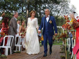 Le mariage de Agnes et Vincent