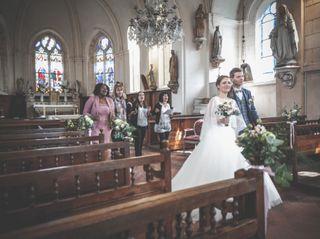 Le mariage de Alice et Guillaume