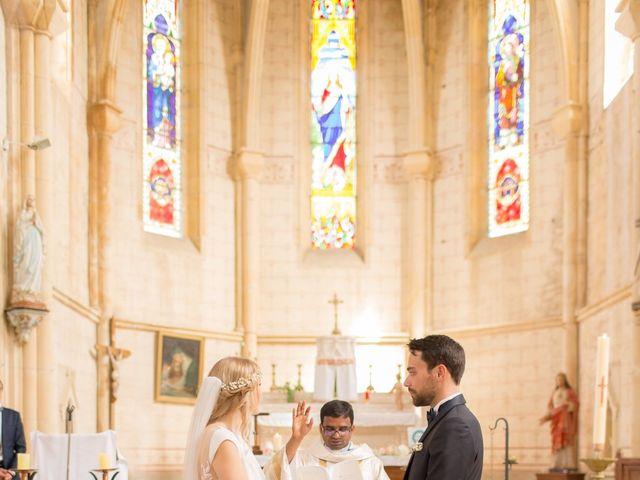 Le mariage de Mikaël et Florence à Saint-Benin-d'Azy, Nièvre 52