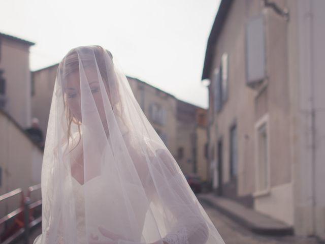 Le mariage de Mathieu et Marie à Romagnat, Puy-de-Dôme 18