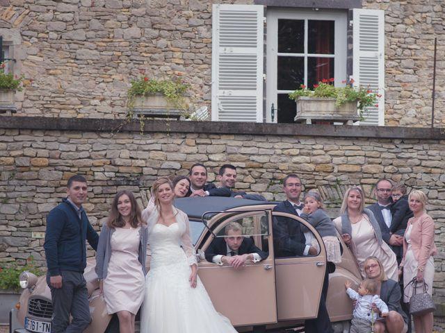 Le mariage de Mathieu et Marie à Romagnat, Puy-de-Dôme 27