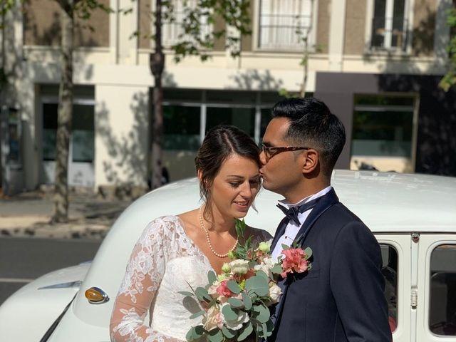 Le mariage de Ziyad et Clémence à Paris, Paris 4