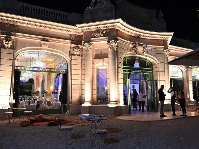 Le mariage de Ziyad et Clémence à Paris, Paris 8