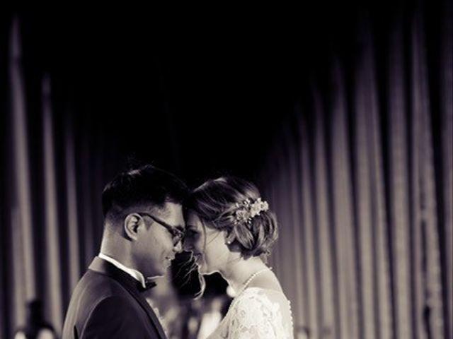 Le mariage de Ziyad et Clémence à Paris, Paris 12