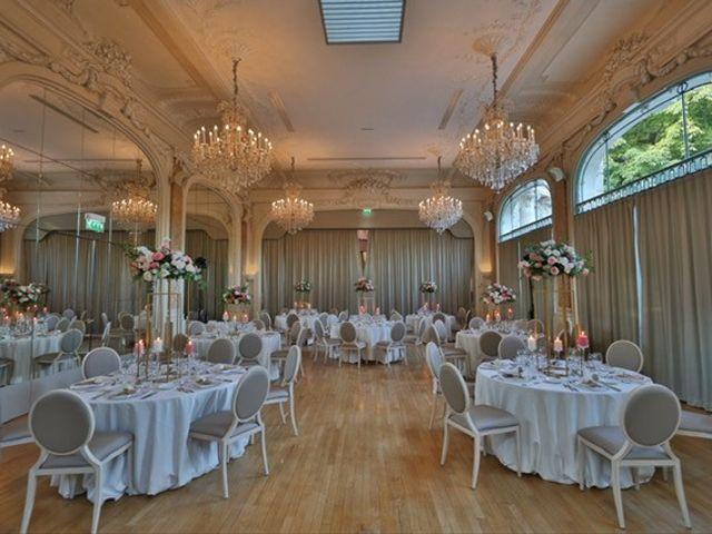 Le mariage de Ziyad et Clémence à Paris, Paris 13