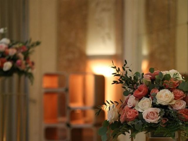 Le mariage de Ziyad et Clémence à Paris, Paris 14