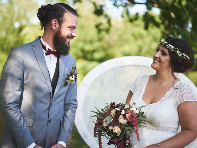 Le mariage de Alizée et Jeremy
