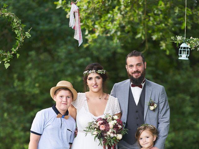 Le mariage de Jeremy et Alizée à Pargny-Filain, Aisne 43