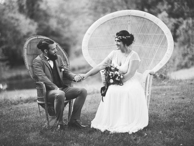 Le mariage de Jeremy et Alizée à Pargny-Filain, Aisne 47