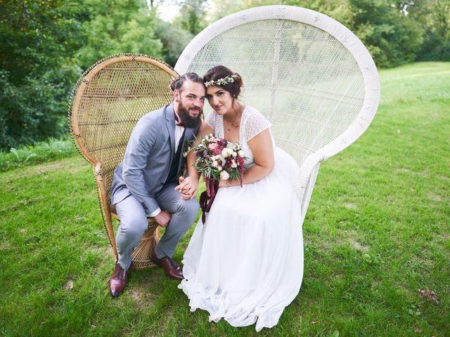 Le mariage de Jeremy et Alizée à Pargny-Filain, Aisne 48