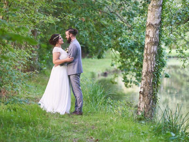 Le mariage de Jeremy et Alizée à Pargny-Filain, Aisne 51