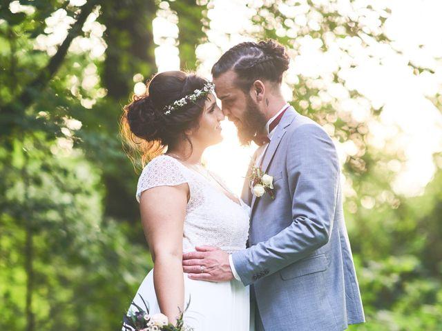 Le mariage de Jeremy et Alizée à Pargny-Filain, Aisne 1
