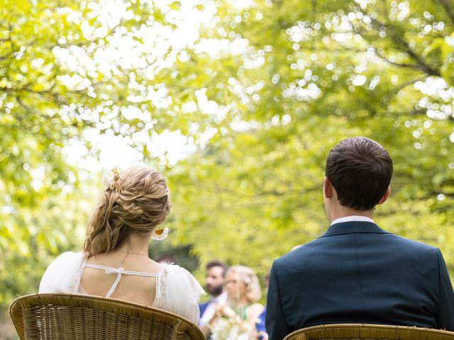 Le mariage de Valentin  et Lucie à Ennordres, Cher 18