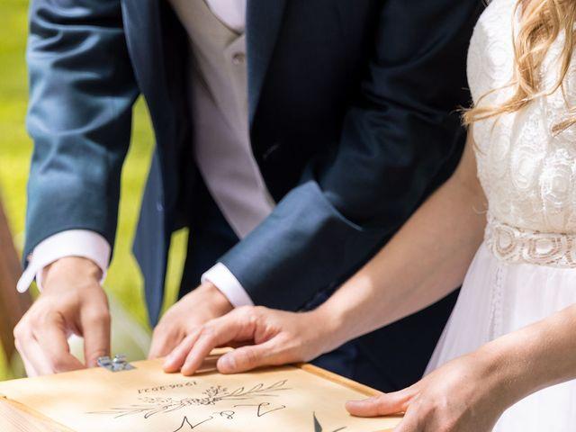 Le mariage de Valentin  et Lucie à Ennordres, Cher 21