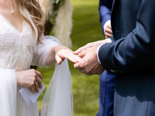 Le mariage de Valentin  et Lucie à Ennordres, Cher 24