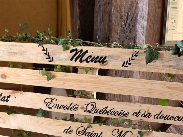 Le mariage de Valentin  et Lucie à Ennordres, Cher 34