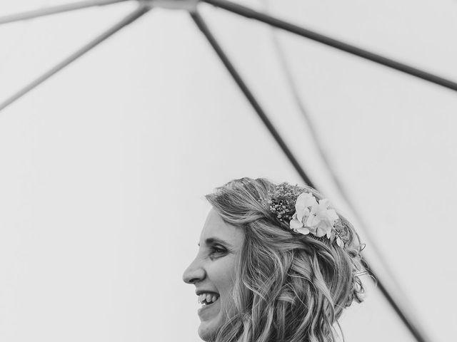 Le mariage de Valentin  et Lucie à Ennordres, Cher 35