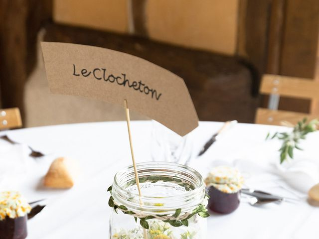 Le mariage de Valentin  et Lucie à Ennordres, Cher 39