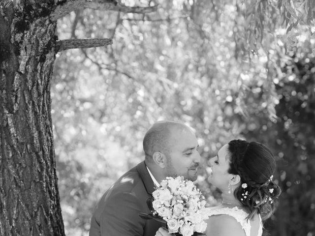 Le mariage de Justine et Tony
