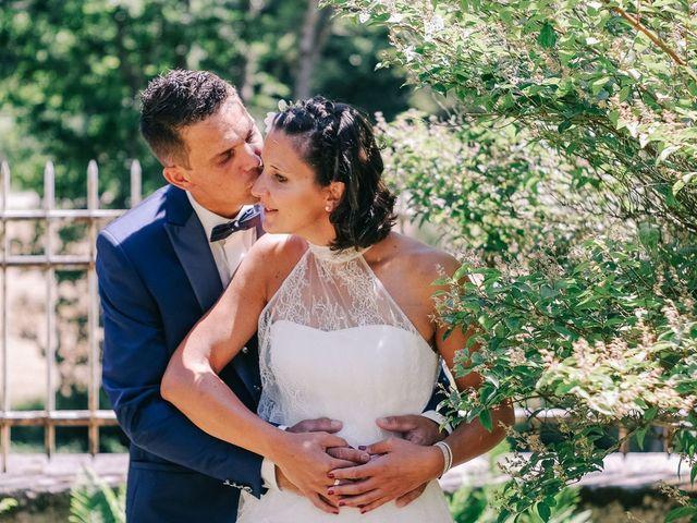 Le mariage de David et Stéphanie à Urmatt, Bas Rhin 3