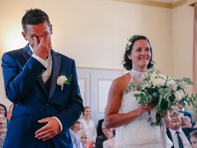 Le mariage de David et Stéphanie à Urmatt, Bas Rhin 11