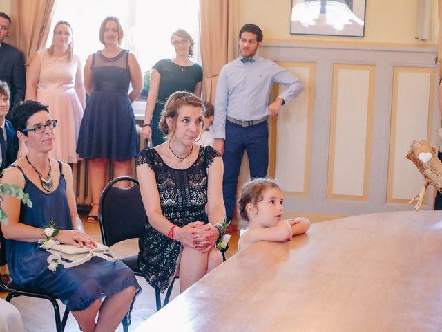 Le mariage de David et Stéphanie à Urmatt, Bas Rhin 12