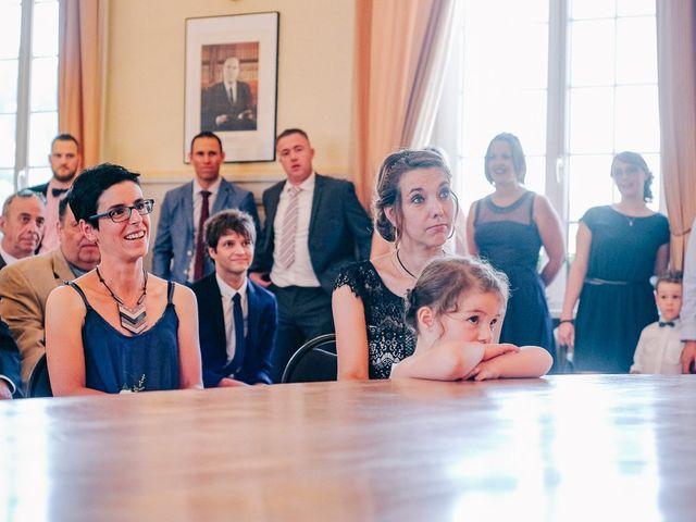 Le mariage de David et Stéphanie à Urmatt, Bas Rhin 13