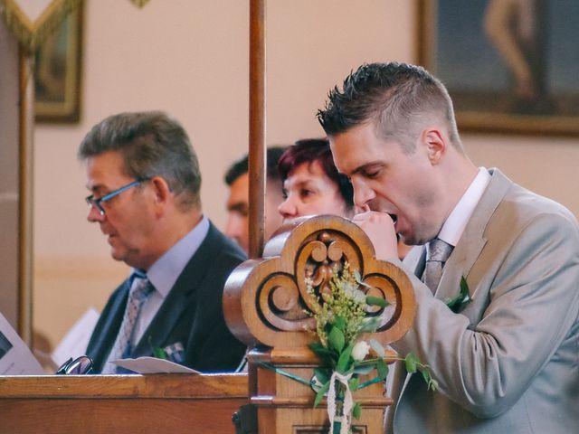 Le mariage de David et Stéphanie à Urmatt, Bas Rhin 18