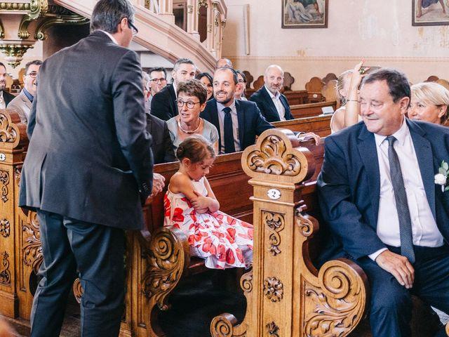 Le mariage de David et Stéphanie à Urmatt, Bas Rhin 22