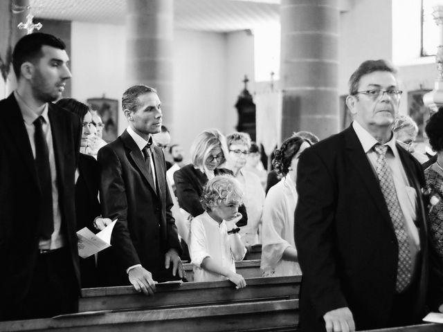 Le mariage de David et Stéphanie à Urmatt, Bas Rhin 25