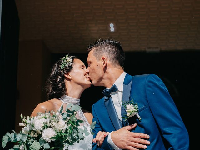 Le mariage de David et Stéphanie à Urmatt, Bas Rhin 29