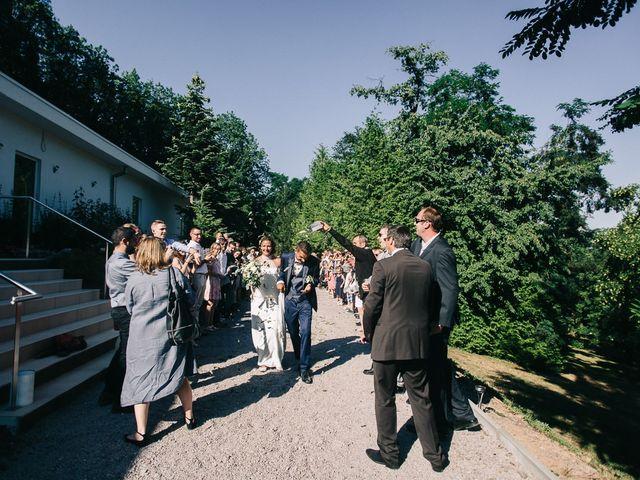 Le mariage de David et Stéphanie à Urmatt, Bas Rhin 34