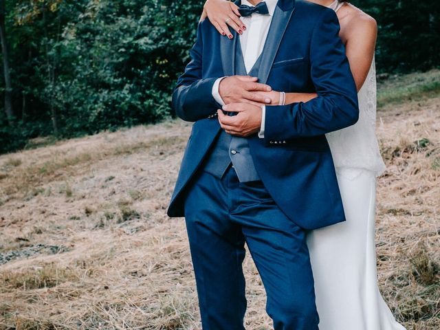 Le mariage de David et Stéphanie à Urmatt, Bas Rhin 45