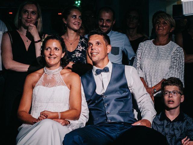Le mariage de David et Stéphanie à Urmatt, Bas Rhin 48