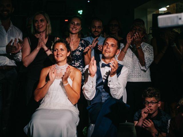 Le mariage de David et Stéphanie à Urmatt, Bas Rhin 49