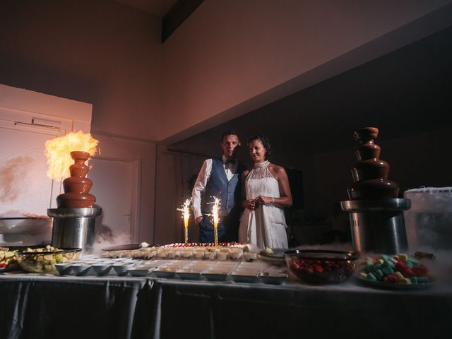 Le mariage de David et Stéphanie à Urmatt, Bas Rhin 51