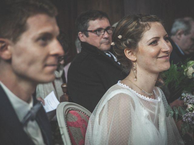 Le mariage de Guillaume et Alice à Villers-sur-Bonnières, Oise 16
