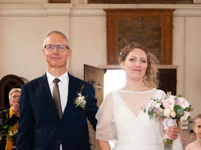 Le mariage de Guillaume et Alice à Villers-sur-Bonnières, Oise 34