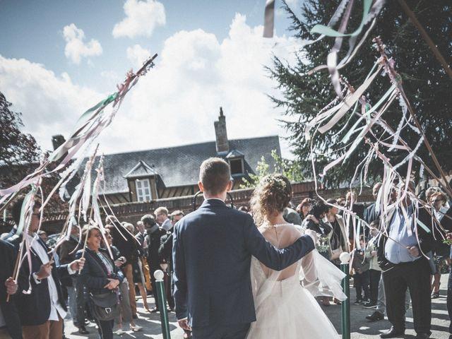 Le mariage de Guillaume et Alice à Villers-sur-Bonnières, Oise 40