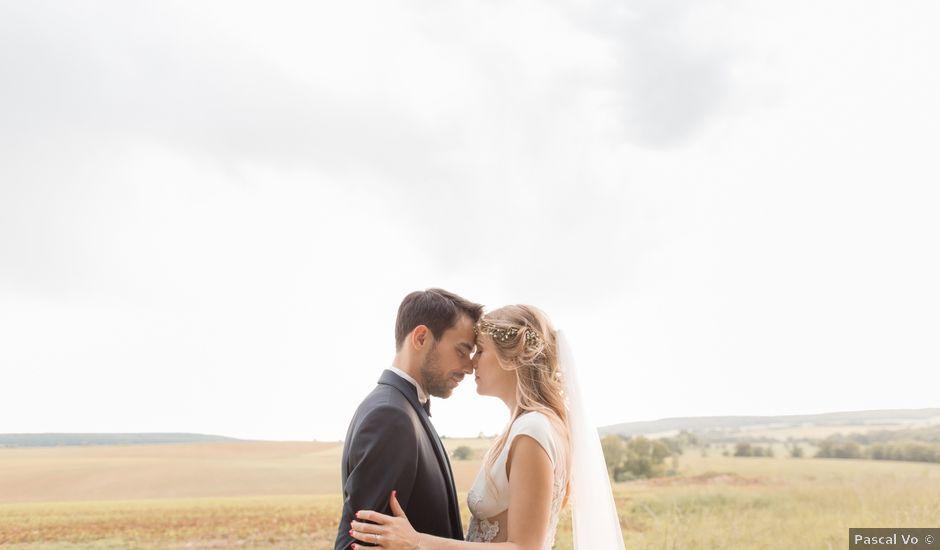 Le mariage de Mikaël et Florence à Saint-Benin-d'Azy, Nièvre