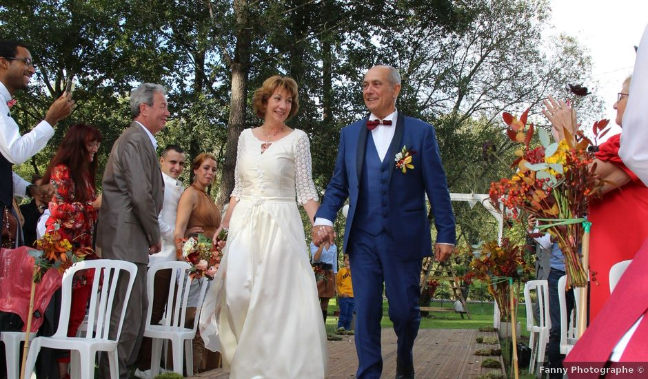 Le mariage de Vincent et Agnes à Blanquefort, Gironde