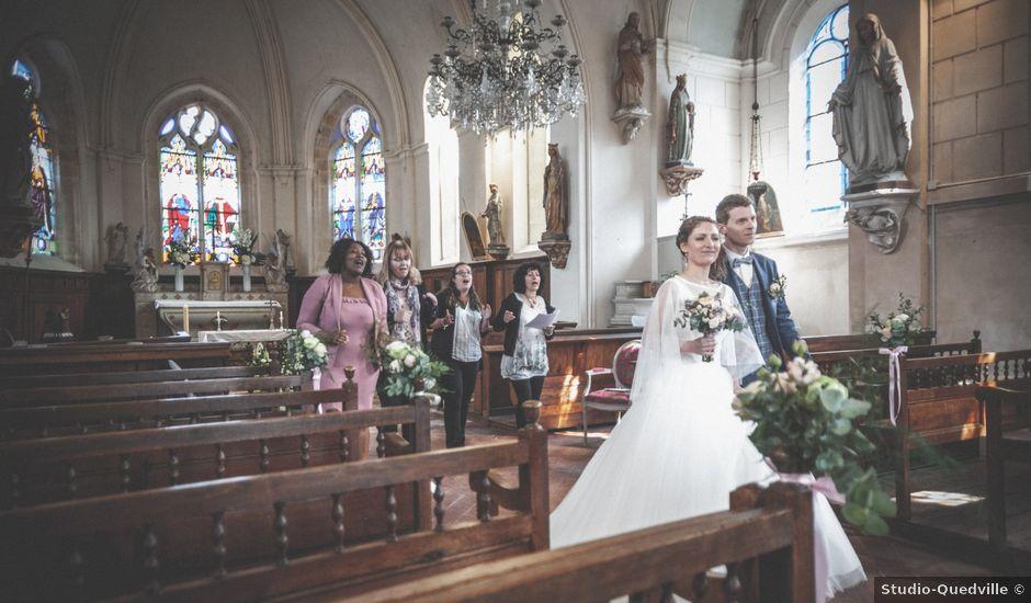 Le mariage de Guillaume et Alice à Villers-sur-Bonnières, Oise