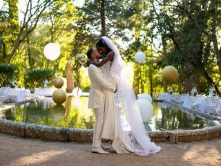 Le mariage de Olivier et Eva