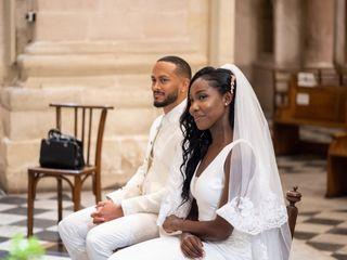 Le mariage de Olivier et Eva  2