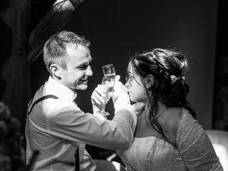Le mariage de Xavier et Myriam
