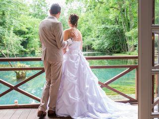 Le mariage de Prisca et Marco