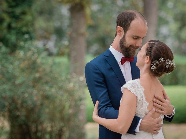 Le mariage de Loic et Marie à Magny-Cours, Nièvre 16