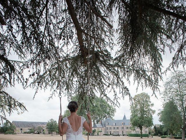 Le mariage de Loic et Marie à Magny-Cours, Nièvre 18